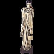 Chinese Bone Carving Vintage