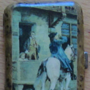 Wonderful Vintage Cigarette Case /Holder
