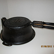 SALE Griswold Waffle Iron with High Base