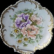 Antique Royal Munich Cabinet Plate c 1900s