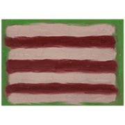 Abstract Flag