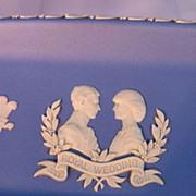 Wedgwood Blue Royal Wedding Tray