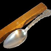 Gorham Versailles Sterling Serving Spoon