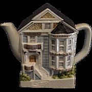 Otagiri China Teapot with Original Sticker