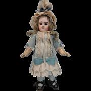 Precious 12 1/2 Inch Etienne Denamur Closed Mouth Doll