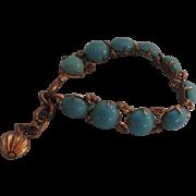 Wow, Antique Jumeau Bracelet