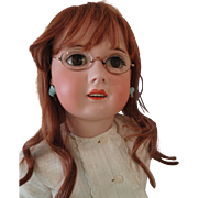 Child's Wire Rim Glasses for a Large Doll