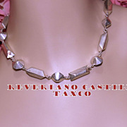Taxco Reveriano Castillo .925 1950's Ladies Necklace