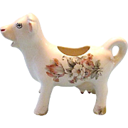 Utter-ly Delightful Ceramic Figural Dairy Cow Creamer