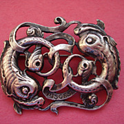 """Sterling PISCES pin by """"CINI"""""""