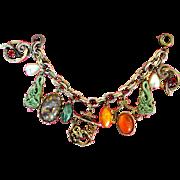 Oriental Charm Bracelet