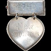 1945 Sweetheart Pin