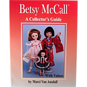 SOLD Unused Betsy McCall A Collectors Guide by Marci Van Ausdall