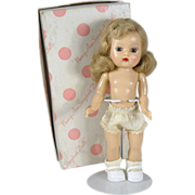 SOLD Late Strung Muffie Doll by Nancy Ann with Beautiful Coloring