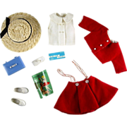 SOLD Ideal Pepper Miss Gadabout Outfit #9331 Tammy Family