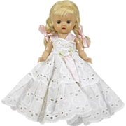 SOLD Nancy Ann Straight Leg Walker Muffie Doll