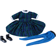 SOLD 8 inch Betsy McCall School Days Outfit by American Character