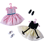 SOLD Ideal Pepper Birthday Party and Party Time Dresses