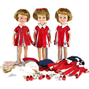SOLD Penny Brite Dolls, Clothing and Accessories by Deluxe Reading