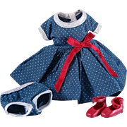 SOLD Betsy McCall Schoolgirl Outfit by American Character