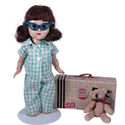 Straight Leg Walker Ginny doll by Vogue