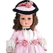SOLD Italian Anthena Piacenza Doll 1940 - 1950's