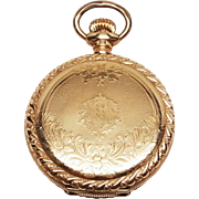 Lady's 1895 Waltham Watch Outstanding Condition