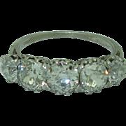 Antique Platinum Edwardian 2.75 Ct. Ring