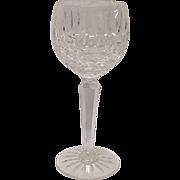 Waterford Maeve Hock or Rhine Wine Goblet