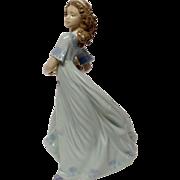 "Boxed Lladro ""Spring Enchantment"" #6130"