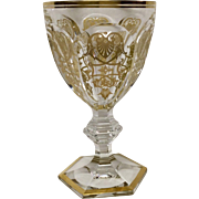 Stunning Baccarat Empire Crystal White Wine