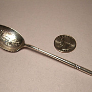"Shreeve ""Golden Gate"" Souvenir Spoon"