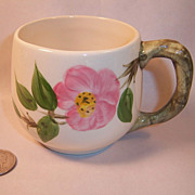 Franciscan Desert Rose Small Mug USA Interpace Mark