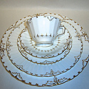 Royal Crown Derby Wentworth 5-Piece Place Setting