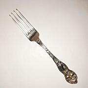 "Watson Sterling LILY 7"" Dinner Fork"