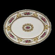 "Wedgwood Columbia W595 15"" Oval Platter"