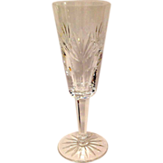 "Waterford Ashling 7 3/8"" Champagne Flute"