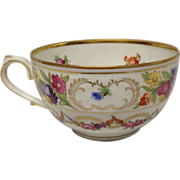 """Vintage Schumann """"Dresden Swags"""" Tea Cup Only"""