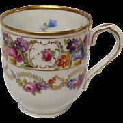"Vintage Schumann ""Dresden Swags"" Demitasse Cup Only"