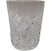 "Waterford Clare 3 1/2"" Juice Tumbler"