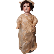 Nippon Bisque and Composition  Bride Doll