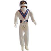 Evel Knievel vintage action figure doll clean nice shape IDEAL 1970's