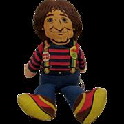 Mattel Mork from ORK talking cloth Robin Williams doll