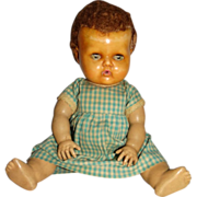 """SALE TLC Vintage American Character 13"""" Tiny Tears Doll"""