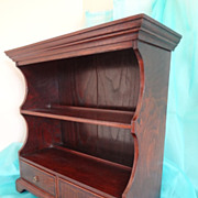 SALE Miniature Salesman Sample Bookcase