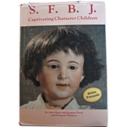 """SOLD Book: """"S.F.B.J Captivating Character Children"""" by Porot and Theimer"""