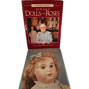 "Pair of Doll Books: ""Focusing on Dolls"" by Jan Foulke and ""For the Love of ..."