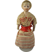 """Bisque """"Alice"""" Doll House Doll TLC"""
