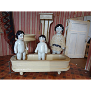 Doll House Bathroom German