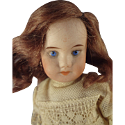 "Lovely Bisque Girl SFBJ French 8"" Doll"